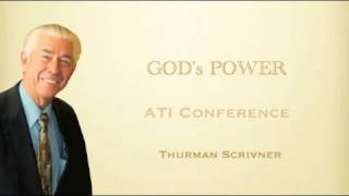 Download Thurman Scrivner - God's Power / ATI Conference Video