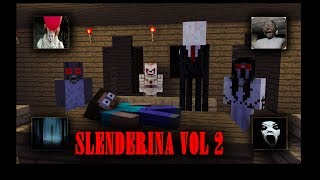 Download MONSTER SCHOOL : SLENDRINA VOL 2 feat ( Granny , Pennywise & Slenderman ) Video