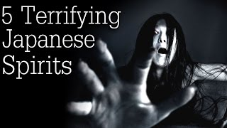 Download 5 Terrifying Japanese Urban Legend Spirits Video