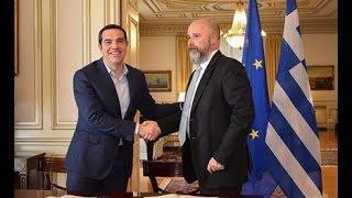 Download Υπογραφή Μνημονίου Συνεργασίας για την Πρωτοβουλία του ΙΣΝ «Στηρίζοντας την Υγεία στην Ελλάδα» Video