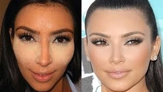 Download KIM KARDASHIAN CONCEALER TUTORIAL FOR THE OVER 30's!! Video