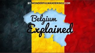 Download Belgium Explained: language and political structure Video