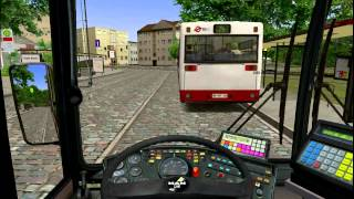 Download Omsi 2 Map: Projekt Bremen Route 76 Man NG272 Video