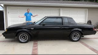 Download The Buick Grand National Is the Ultimate 1980s Muscle Car Video