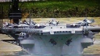 Download U.S.S FORRESTAL CVA 59 AIRCRAFT CARRIER SHIP los angeles Video
