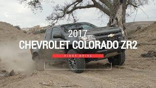 Download 2017 Chevrolet Colorado ZR2 | Autoblog Video