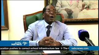 Download Robert Mugabe speaks out Video