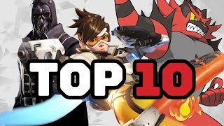 Download Top 10 Games of the Year (2016) Video