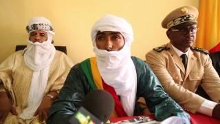 Download Entente sur la mise en place des autorités intérimaires Etape de Ménaka Video