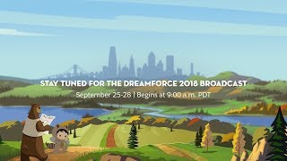 Download Dreamforce 2018 Live Broadcast - Day 1 Video
