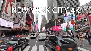 Download Driving Downtown VR 360 - New York City 4K - USA Video