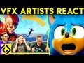 VFX Artists React to Bad & Great CGi 14
