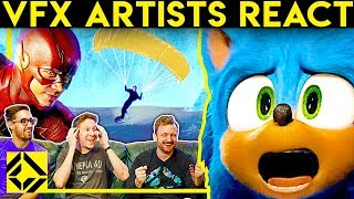 Download VFX Artists React to Bad & Great CGi 14 Video