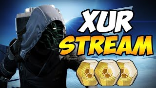 Download Destiny 2 XUR LOCATION AND INVENTORY | xur is on TITAN Video