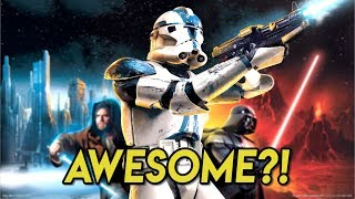 Download Why Was Star Wars: Battlefront 2 SO AWESOME?! (Classic, 2005) Video