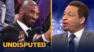 Download Chris Broussard on Steve Kerr comparing Kobe Bryant, LeBron James and MIchael Jordan | UNDISPUTED Video