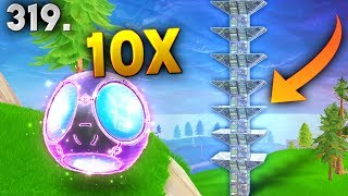Download 10x PORT-A-FORTS Tower..!! Fortnite Daily Best Moments Ep.319 (Fortnite Battle Royale Funny Moments) Video