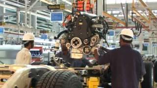 Download Tata Motors ARIA production facility Video