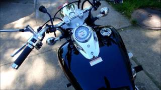 Download V-Star 650 Review Video