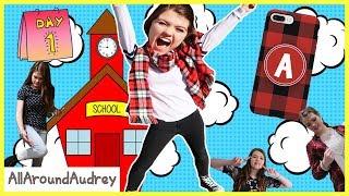 Download An App Picks My School Outfits For A Week / AllAroundAudrey Video