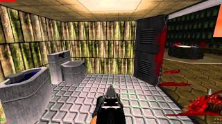 Download Doom 2 Map 1 remake: Brutal Doom Video