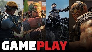 Download Call of Duty Black Ops 4 Blackout is INTENSE from 4 Different Perspectives Video
