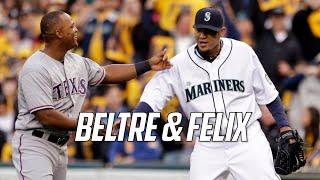 Download MLB | Adrian Beltre & Felix Hernandez Video