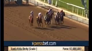 Download Santa Anita Derby 2018 Video
