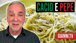 Download Cacio e Pepe: Italian Mac and Cheese, Viewer's Choice Special, Italian Recipe - Gianni's North Beach Video