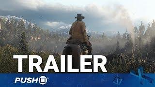 Download Red Dead Redemption 2 (RDR2) PS4 Trailer: Arthur Morgan Reveal | PlayStation 4 Video