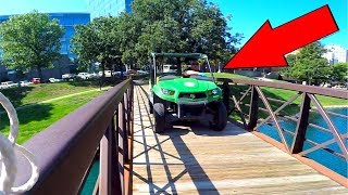 Download MAGNET FISHING in SKETCHY City Park!!! (Cops Called?!?!) Video