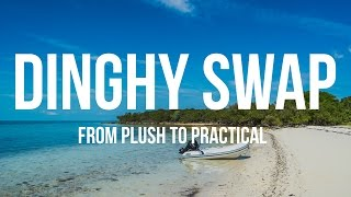Download Sailboat Dinghy Swap - From Plush to Practical (Sailing Curiosity) Video