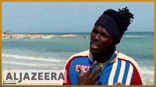 Download 'I was sold': Niger refugee in Tunisia recounts Libya horrors | Al Jazeera English Video