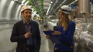 Download Facebook Live: First live from the LHC tunnel Video