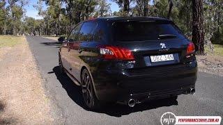Download 2016 Peugeot 308 GTi 270 0-100km/h & engine sound Video