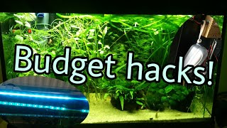 Download 10 BUDGET HACKS bij aquaria //Nickey// Video