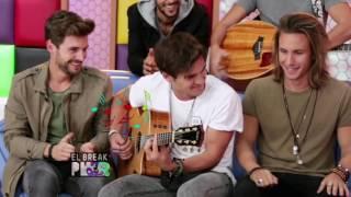 Download El Break PM JR - ¡Dvicio canta al ritmo del reguetón y mucho más! Video