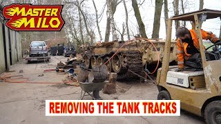 Download Tank track disassembly (Type 69-II tank) Video