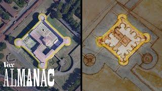 Download How Leonardo da Vinci made a ″satellite″ map in 1502 Video
