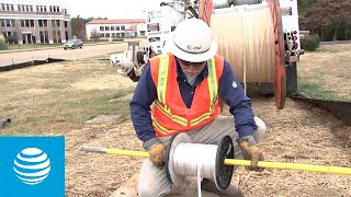 Download AT&T's Construction & Engineering Group is Building the Next-Generation Network Video