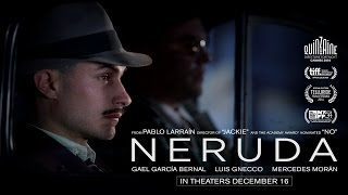 Download Neruda - Official Trailer (The Orchard) Video
