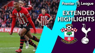 Download Southampton v. Tottenham | PREMIER LEAGUE EXTENDED HIGHLIGHTS | 3/9/19 | NBC Sports Video