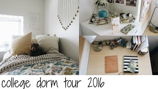 Download COLLEGE DORM TOUR 2016 Video