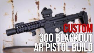 Download Josh's Custom 300 Blackout AR Pistol Video