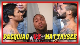 Download PACQUIAO vs MATTHYSEE POST FIGHT RECAP Video