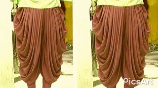 Download Full haavy patiala salwar cutting and stitching (part - 1) पटियाला सलवार की कटिंग कैसे करें Video