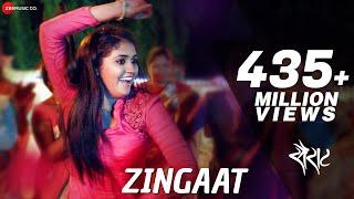 Download Zingaat - Official Full Video | Sairat | Akash Thosar & Rinku Rajguru | Ajay Atul | Nagraj Manjule Video