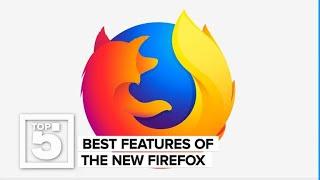 Download Best features in Firefox Quantum (CNET Top 5) Video