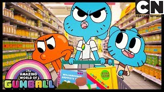 Download Gumball | Teaching Mom A Lesson | The Limit | Cartoon Network Video