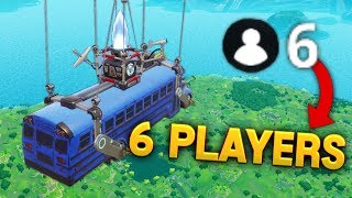 Download 6 PLAYER GAME..CRAZY BUG..!!   Fortnite Funny and Best Moments Ep.17 Video